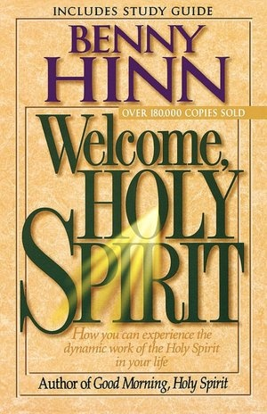 Holy Spirit Archives - Benny Hinn Ministries