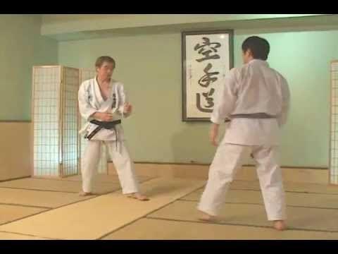 Hirokazu Kanazawa · Shotokan Karate-Do · Kumite