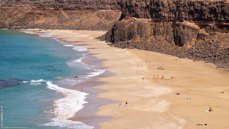 PLAYA DEL ÁGUILA .EL COTILLO, Fuerteventura