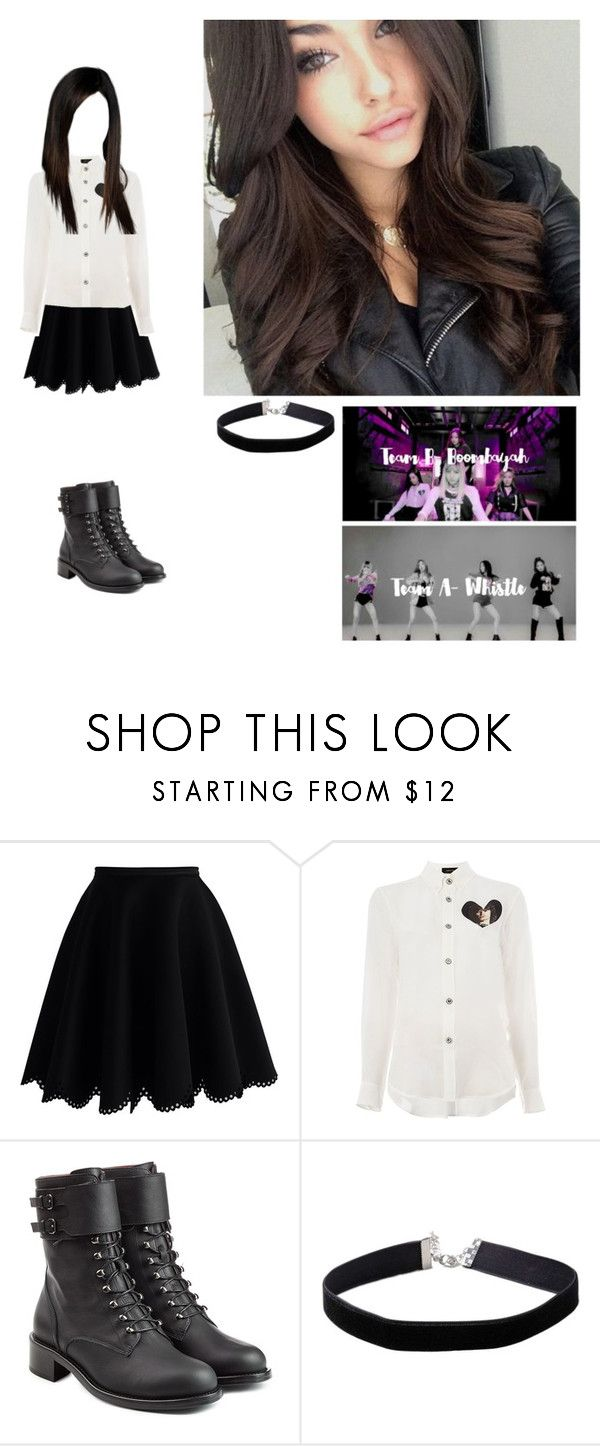 """☆Girlz ten task☆"" by girl-gang-official ❤ liked on Polyvore featuring Chicwish, Undercover, Philosophy di Lorenzo Serafini and Miss Selfridge"