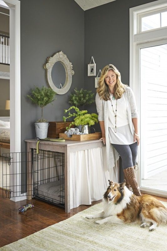 Best 25 Dog crate furniture ideas on Pinterest Dog crate table