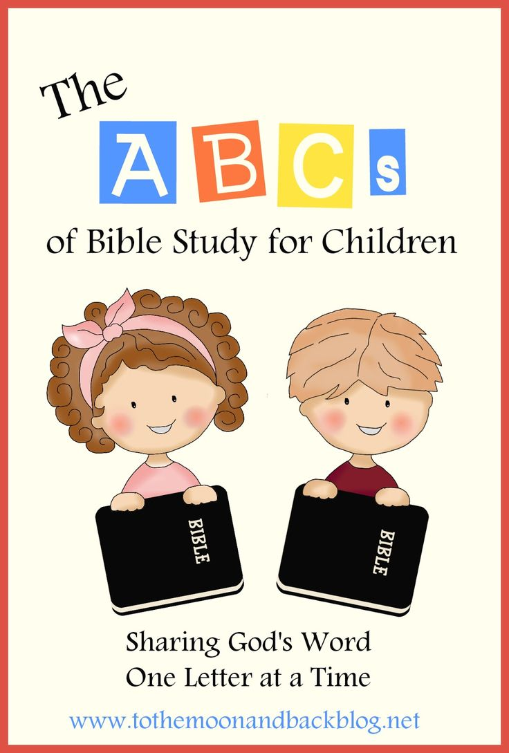 270 Best Kids Bible Study Activities images | Bible for ...
