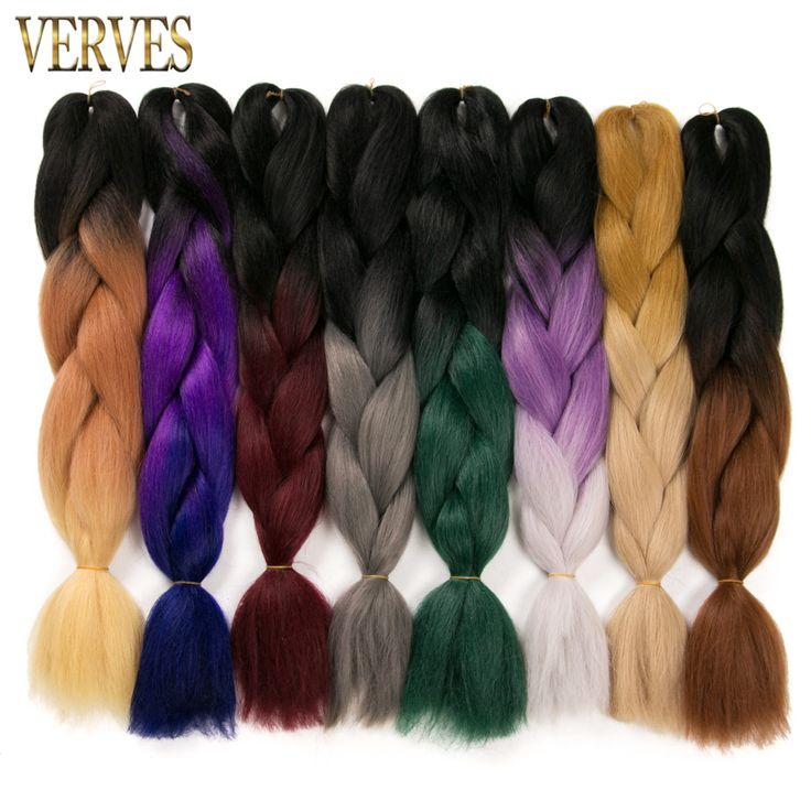 605 best hair extension images on pinterest the visit hair and hair straight on sale at reasonable prices buy ombre synthetic jumbo braiding hair synthetic three tone high temperature fiber jumbo braid hair extensions pmusecretfo Choice Image