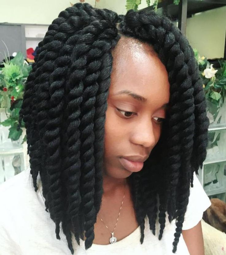 chunky twists ideas