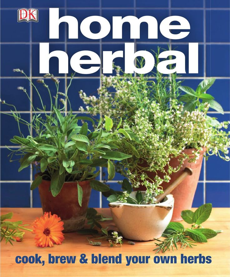 Home herbal  Many herbal remedies and formulas for different applications