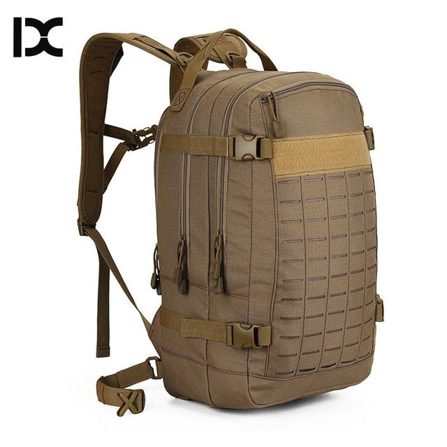 Camping Hiking Backpack Military Tactical Bags Outdoor Rucksack Backpacks  Army Molle System Bag Assault For Hunting 7dbd29edcf088