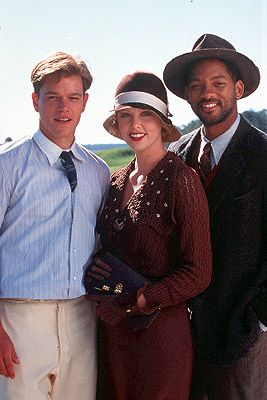 The Legend of Bagger Vance (2000) with Matt Damon, Charlize Theron and Will Smith