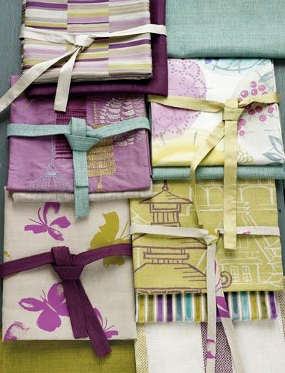 villa nova fabrics - new collection coming soon to St Leger & Viney