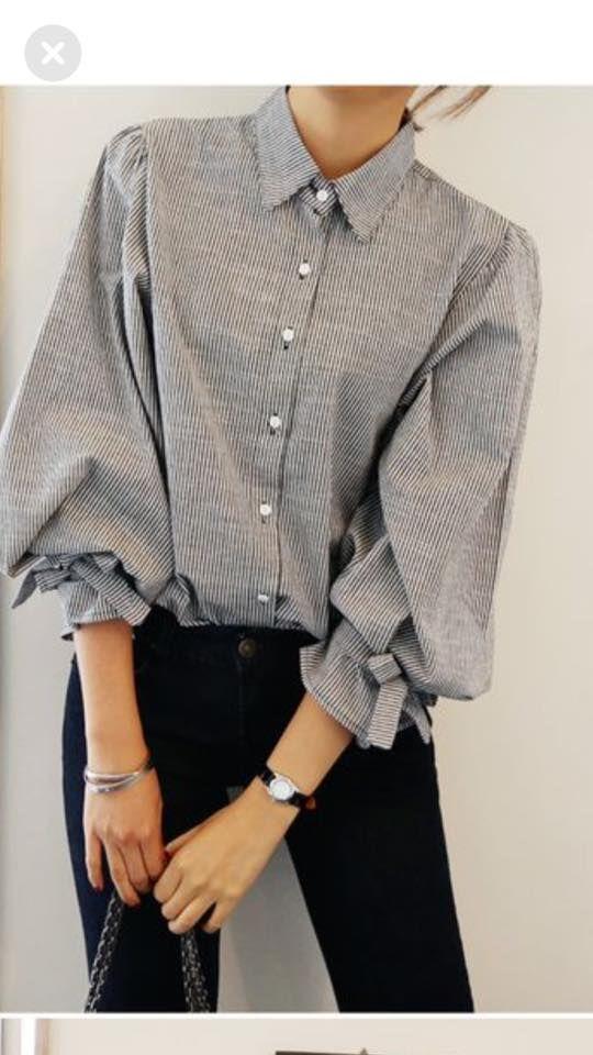 Les meilleures chemises pour femme tendance 2018 | Mode ...