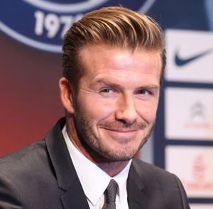 PSG Calling: David Beckham learning French to woo fans, media