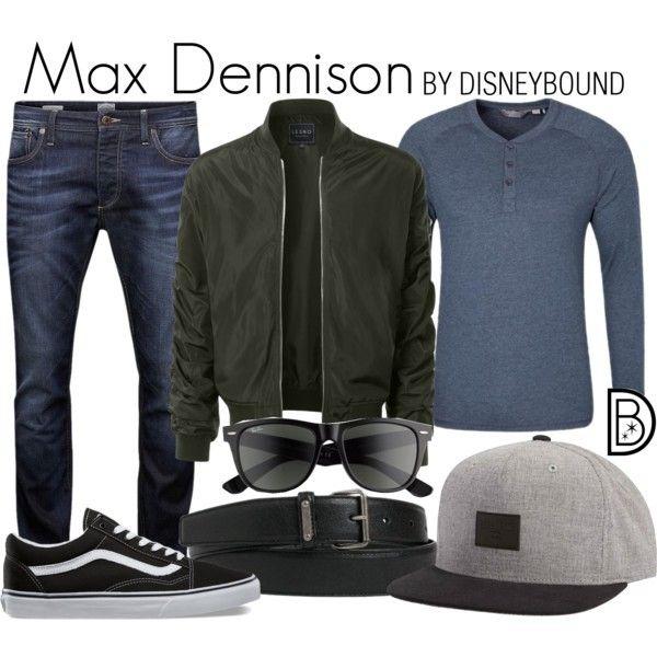 Disney Bound - Max Dennison
