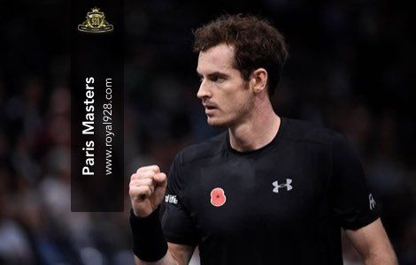 Agen Bola - Andy Murray berhasil lolos ke babak semi-final turnamen tenis Paris Masters untuk pertama-kalinya setelah mengalahkan Richard Gasquet di babak perempat-final pada pertandingan yang baru saja berakhir di AccorHotels Arena Paris.