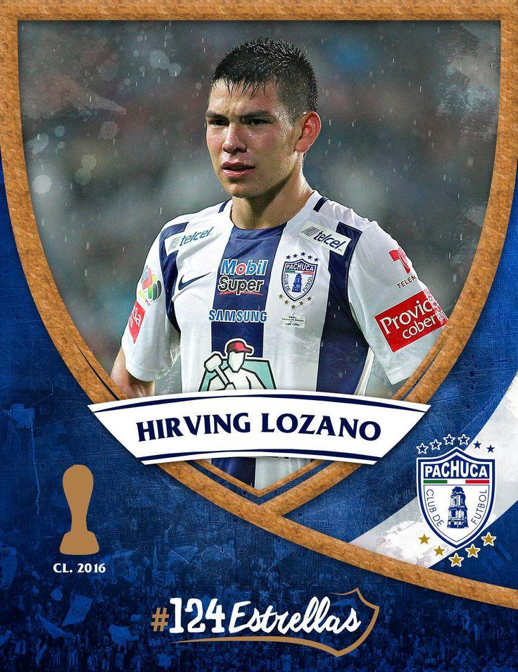 #Cientoveinticuatro estrellas: Hirving Lozano #ElÚnicoEnMi