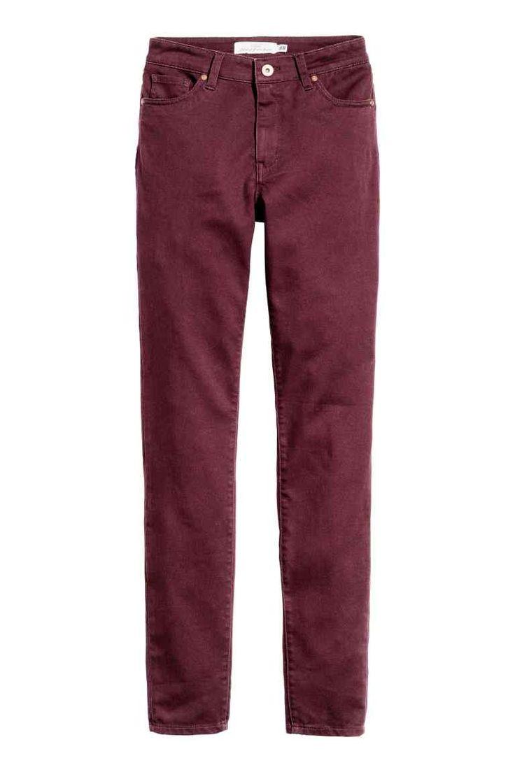 Spodnie superstretch | H&M