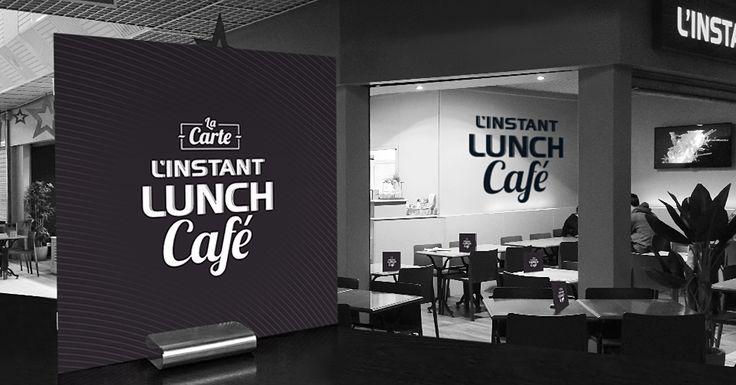 L'INSTANT LUNCH CAFÉ Café Restauration à Brive Création des menus et des cartes de fidélité.