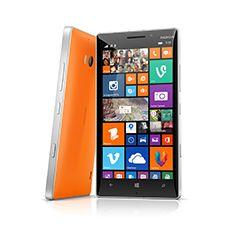 The Nokia Lumia 930; beautiful.