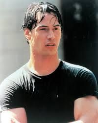 Keanu Reeves (Keanu Charles Reeves) - Actor - 02/09/64 - Beirut, LEBANON.  His mother is English and his father is of Native Hawaiian, English, Irish, Portuguese and Chinese descent.  Movies:  Speed, The Matrix  trilogy, Point Break, The Devil's Advocate......