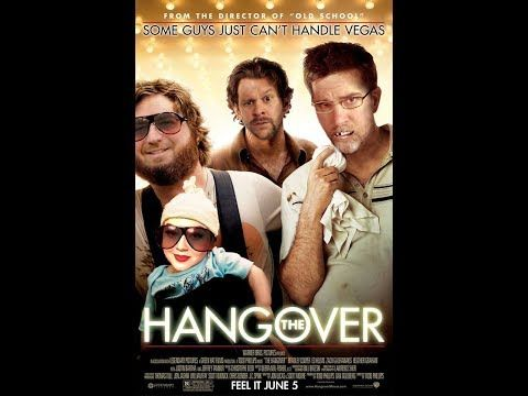 Jaret Goes to the Movies Ep.81 - The Hangover