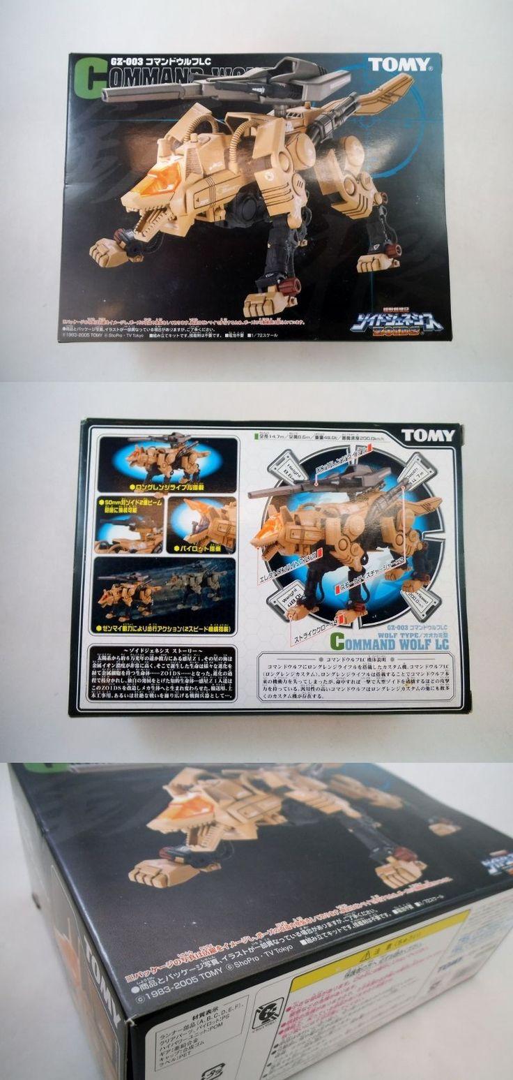 Anime 49210: 05 Tomy Njr Zoids Genesis Gz-003 Command Wolf Lc Misb Dougram Kotobukiya -> BUY IT NOW ONLY: $35.99 on eBay!