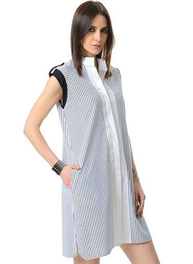 Gömlek Elbise-People By Fabrika