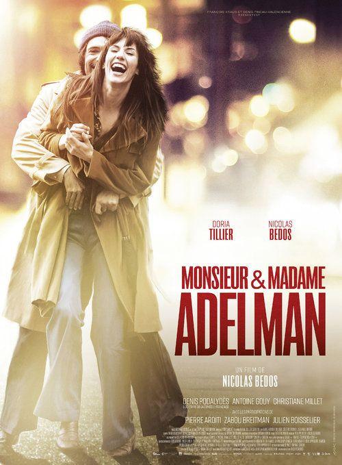 Monsieur & Madame ADELMAN (BANDE ANNONCE) Film de Nicolas Bedos avec Doria Tillier et Nicolas Bedos - Au cinéma le 8 mars 2017