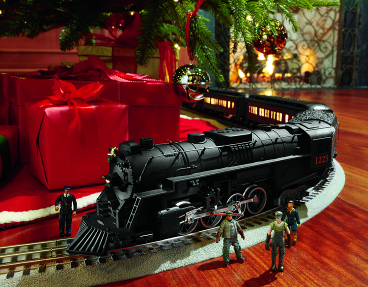 Incredible Polar Express set belongs under every Christmas tree.