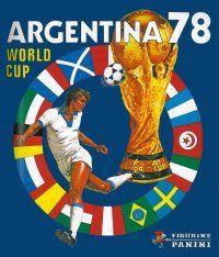 Panini World Cup 78 Argentina Album Cover