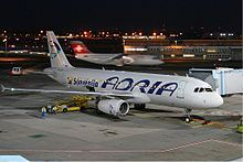Adria Airways: Slovenia