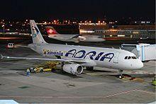 Adria Airways: Slovenia