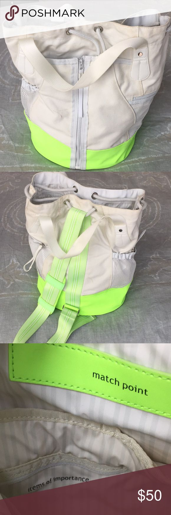 Lululemon bag Lululemon bag lululemon athletica Bags Backpacks