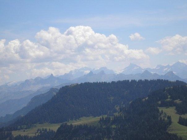 Mt. Rigi, SwitzerlandFavorite Places