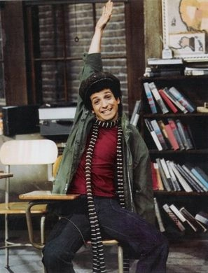 "R.I.P. Ron Palillo (1949-2012) He played Arnold Dingfelder Horshack on the 1970s comedy ""Welcome Back, Kotter."""