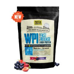 #WPI Strawberry & Acai - Fast Release #Protein - View here: http://www.australianvitamins.com/product/protein-supplies-australia-wpi-strawberry-acai-fast-release-protein