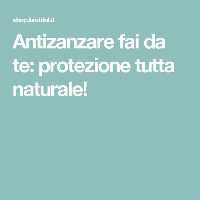 Antizanzare fai da te: protezione tutta naturale!