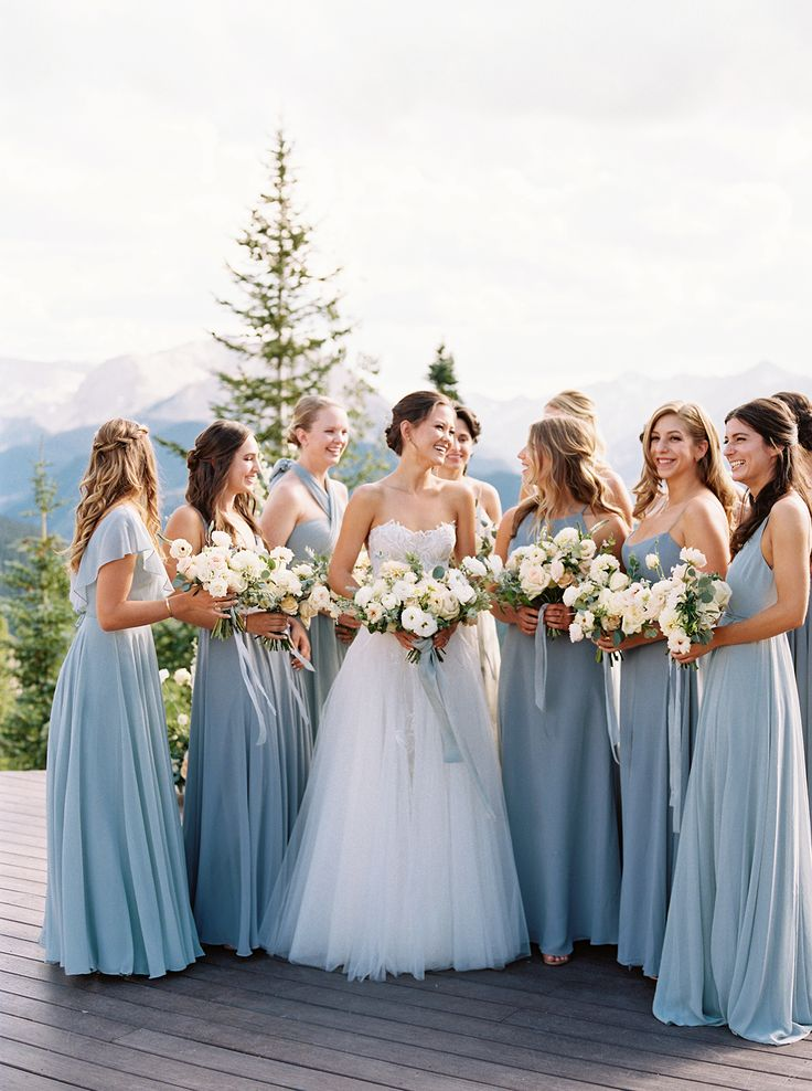 This Couple Tied the Knot on a Magnificent Mountaintop in