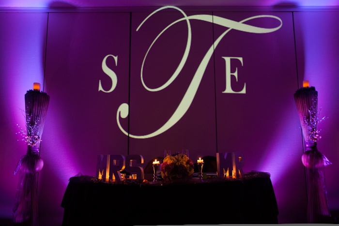 Monogram-pretty purple lighting-photography by Brian Sumner  Just idea-no link