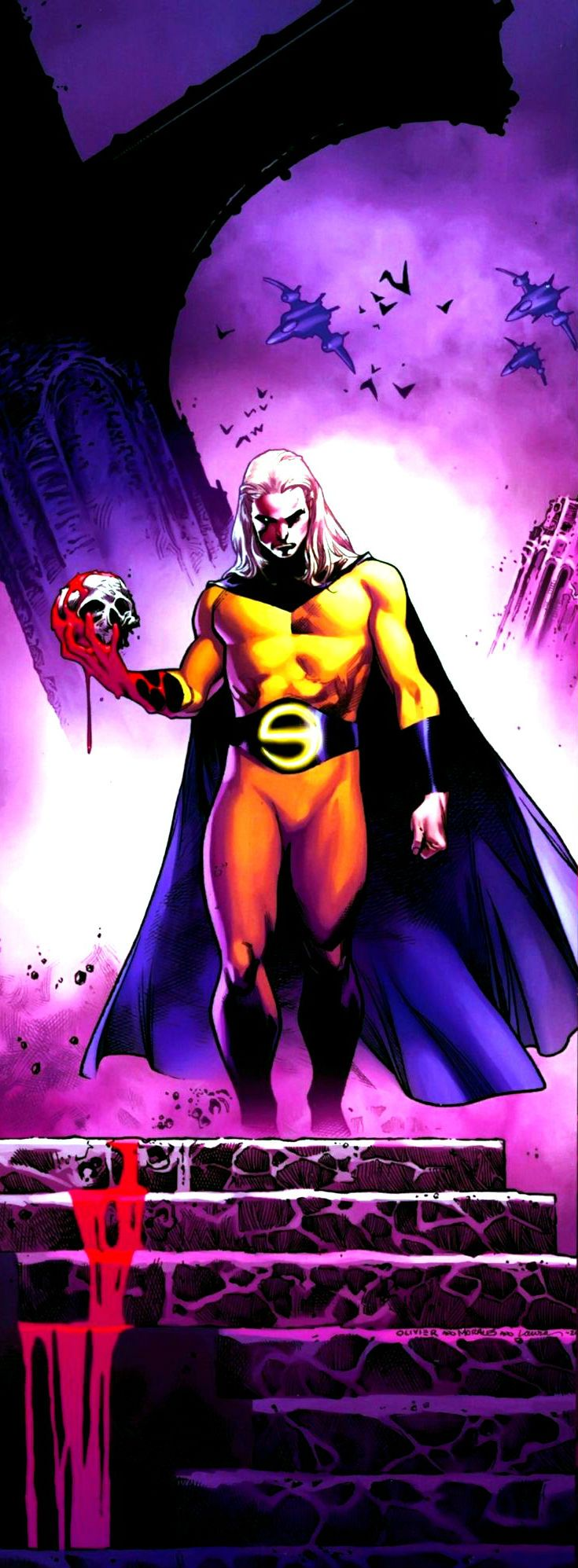Sentry by Olivier Coipel