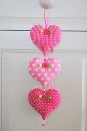 hartjesslinger pink / roze