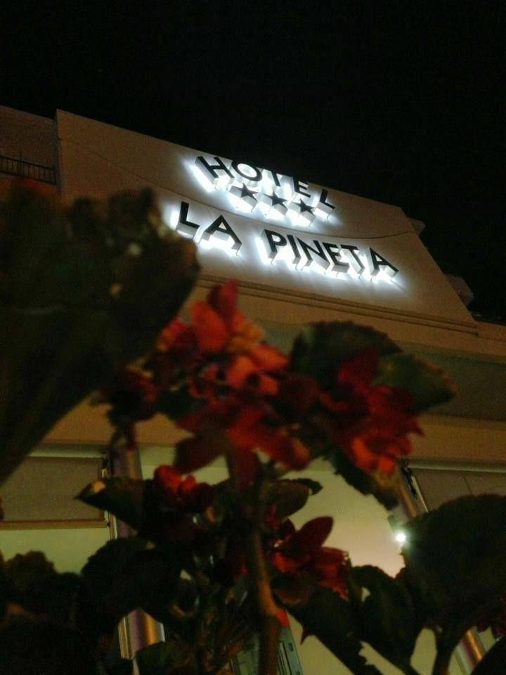 Hotel la Pineta, Pineto