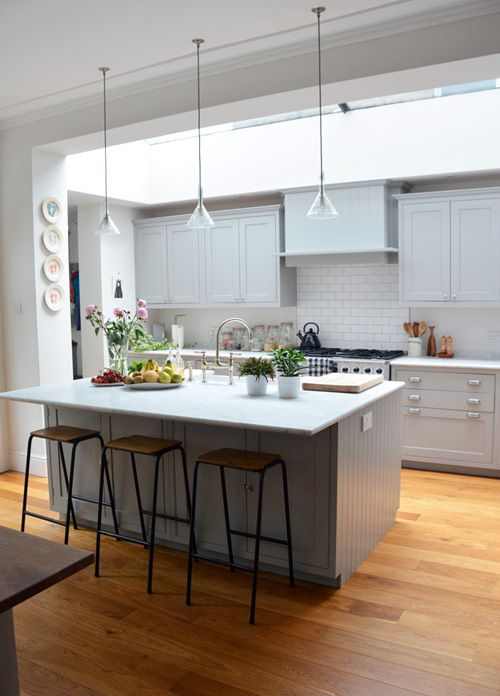 glass kitchen pendant lighting - Google Search