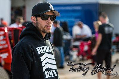 Bryan Clauson - TeeJay Crawford