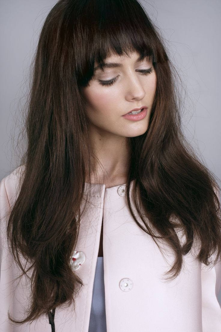 BEAUTY EDIT - TRENDY CHIC VS. MESSY COOL  Dress - Baltagianni : http://www.notjustalabel.com/baltagianni, Messy cool hair – Zapota Hair human hair fringe www.zapotahair.com,   photographer - http://hui-yu.com/ , Makeup & hair stylist - http://www.mariebruce.com/ , Stylist - http://cargocollective.com/ayatsuchii,  Model - amie @ D1 models  #Zapotahair