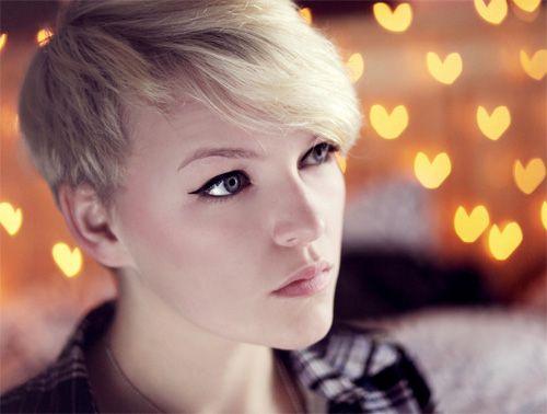Best 25+ Very Short Haircuts Ideas On Pinterest