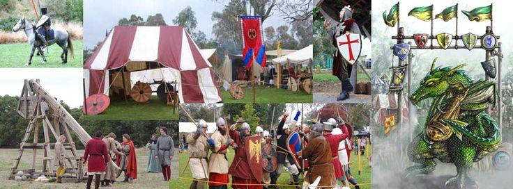 Gumeracha Medieval Fair | Come and enjoy the fun at the Gumeracha Medieval Fair! Held in May. South Australia