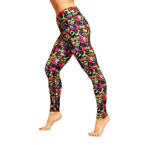Tikiboo Love Art Leggings £34.99