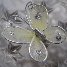 bloemen maken van ijzerdraad en nagellak - Google zoeken