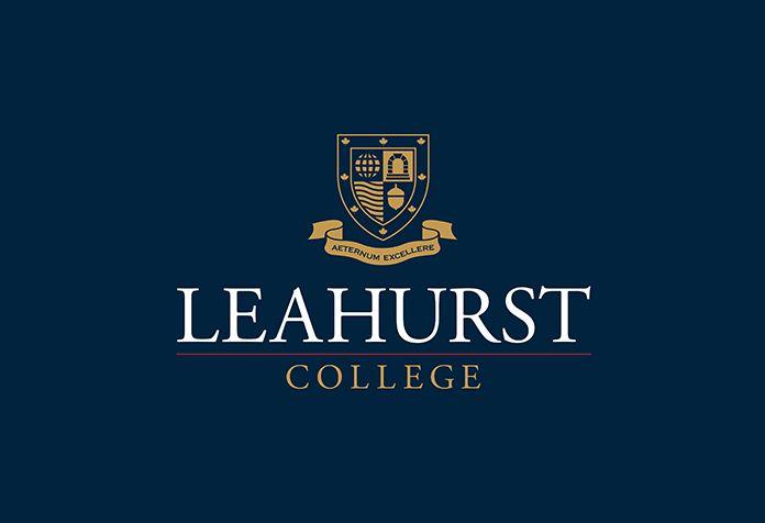Leahurst College School Crest Logo