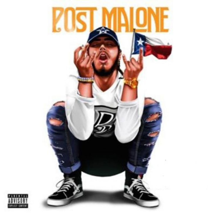 [MIXTAPE] Post Malone ... Kanye West Texas