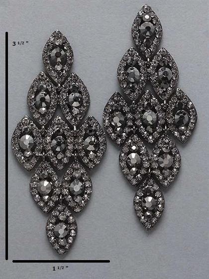 103 best Earrings for Prom images on Pinterest   Absolutely ...