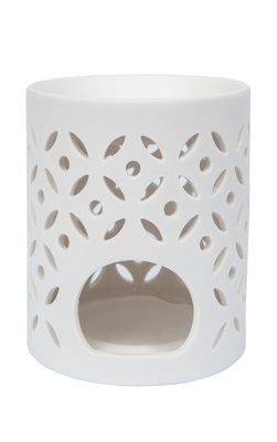 Melt Warmer-Ceramic Circle Aromalampa till Wax Melts i keramik Ceramic Circle Melt Warmer   Mått: ca 120 b 100, d 100mm